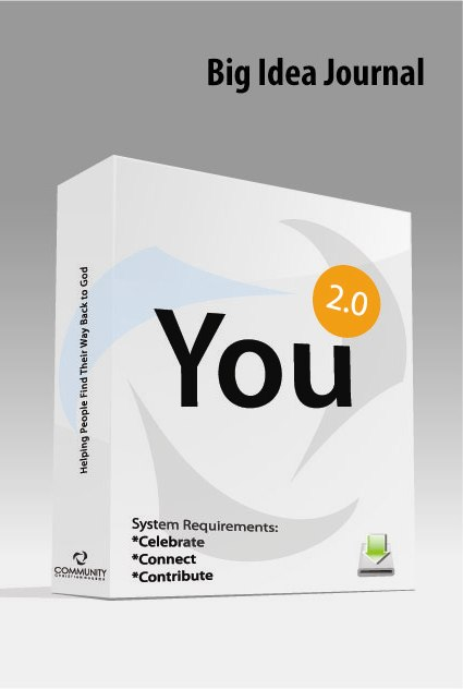 You 2 0 Journal Cover Front