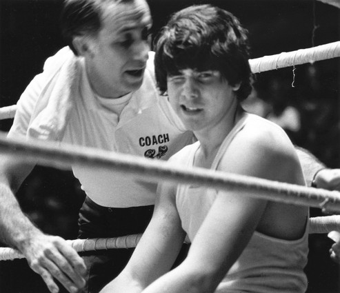 Blago in Golden Gloves