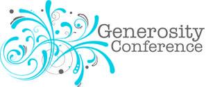 Generosity Conference logo