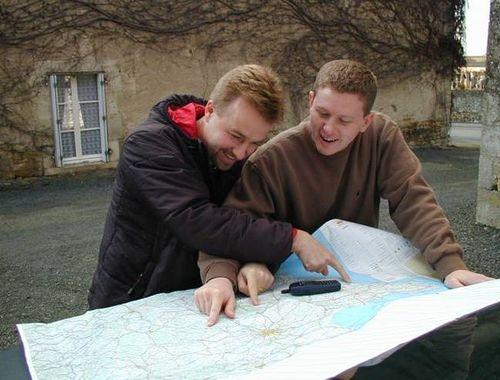 Dave & Bill in France (2)