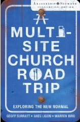 Multi-Site Church Road Trip