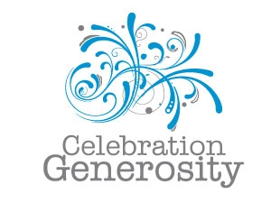 Celebration Generosity logo