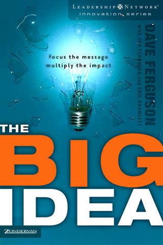 Big idea cover