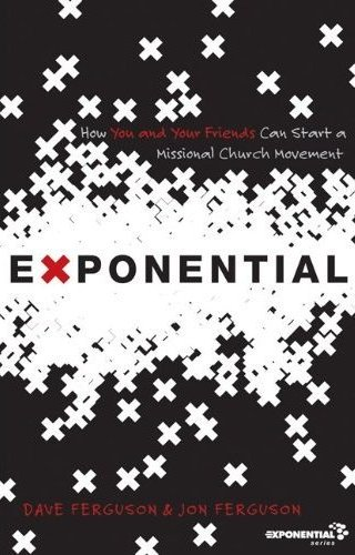 Exponential book cover - amazon