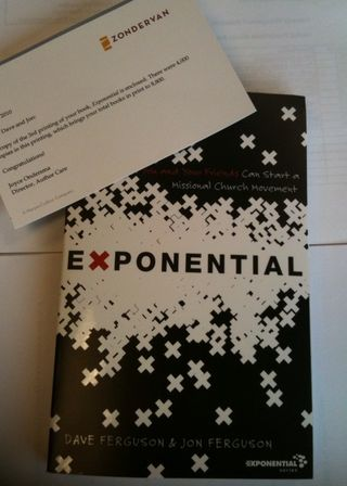 Exponential -  3rd printing!